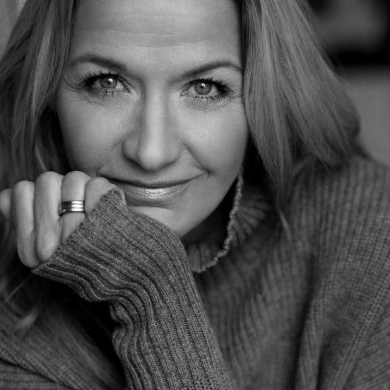 Kristin Kaspersen Pressbild. Fotograf: Katarina Di Leva