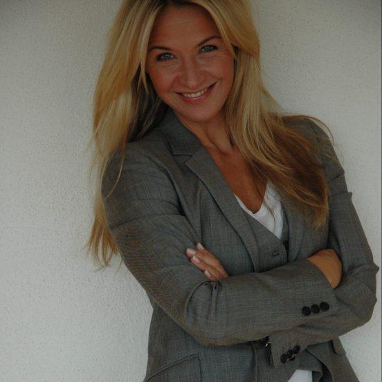 Kristin Kaspersen Pressbild. Fotograf: Cecilia Gustavsson.